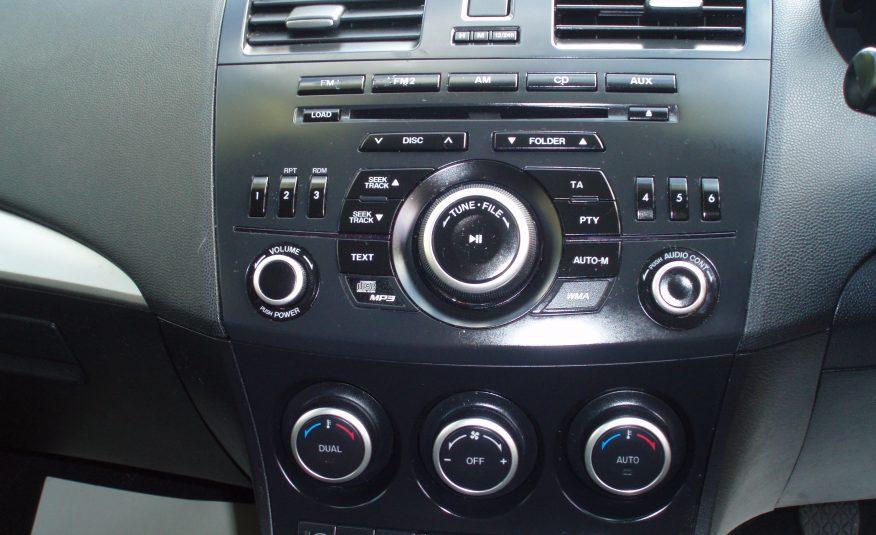 2012 62 Mazda 3 Sport 1.6 Diesel 6 Speed