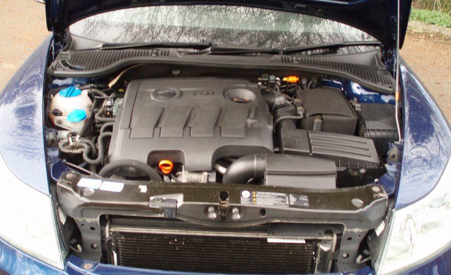2010 60 Skoda Octavia 1.6 S TDI CR Estate