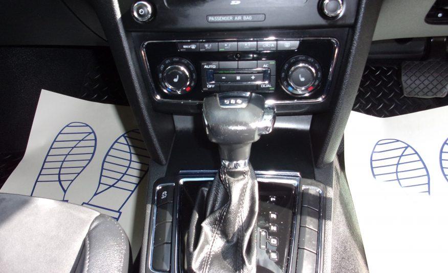 2011 11 Skoda Superb SE 2.0 TDI CR DSG Automatic